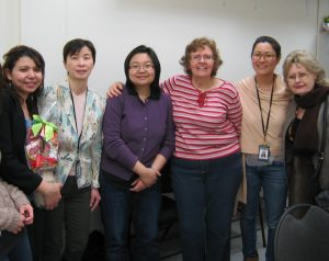 TCCSA Scarborough Centre staff and LINC teachers